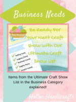 List of business items from craft list